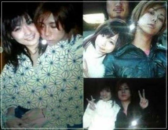北山宏光と過去に噂になったグラビアアイドル山本彩乃との2ショット画像