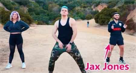 ストレッチャーズの元ネタとなったJax JonesのThis is Realダンスワークアウト動画