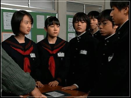 松本まりかの歴代彼氏と噂される山田孝之とのドラマ「六番目の小夜子」共演画像