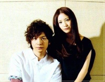 吉高由里子と歴代彼氏の生田斗真の2ショット画像