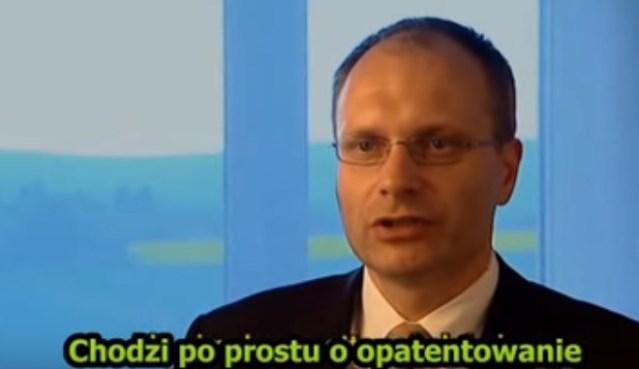 Świński Patent Monsan-to 1/4 PL