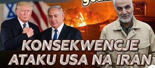 Live. Strim 4.1.2020 – Konsekwencje ataku USA na IRAN, co przyniesie nowy rok