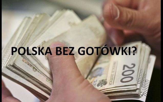 Barełkowski: STOP dla likwidacji obrotu gotówkowego!