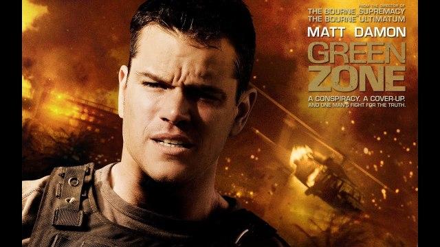 Green Zone (2010) wojenny
