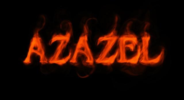 W SIECI ZŁA – AZAZEL- KRYMINAŁ HORROR