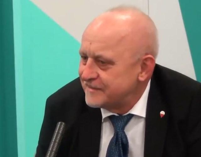 Profesor Mirosław Matyja – pierwszy w Polsce wywiad – temat – Demokracja Bezpośrednia