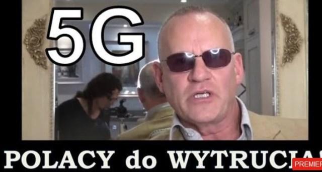 MOCNE MORDERCZE lampy LED 5G! Światowy ekspert ostrzega przed ich PROMIENIOWANIEM! LED 5G będą w Polsce!