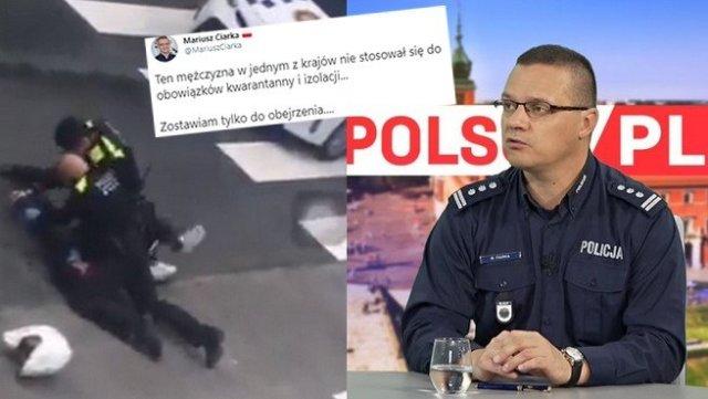STREAM- 10.04.2020 – POLSKA POLICJA KATUJE POLAKÓW NA ULICACH – PODEJMOWANE SĄ PRÓBY ZABÓJSTW TRWA TERROR – TELEFONY WIDZÓW