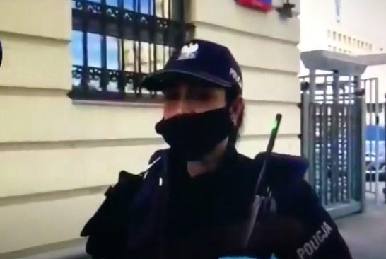 """MÓJ SUBSKRYBOWANY KANAŁ –Jak w pięknym stylu zaorać """"policjantkę""""😁"""