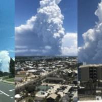 Nad Florydą widziano chmurę podobną do wybuchu jądrowego. {Autor Gabi}
