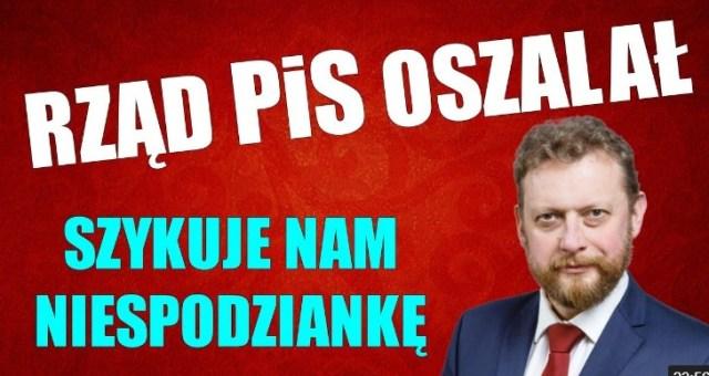 Pilne! Legalizacja bezprawia PiS – chcą zmienić ustawę by bezkarnie rządzić Polakami