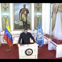 """"""" Maduro z Wenezueli wysadza Stany Zjednoczone w przemówieniu do światowych przywódców"""""""