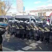 Międzynarodowy Marsz o Wolność - Warszawa FOTO, VIDEO  24.10.2020 Cz 1 ☀Autor Gabi☀