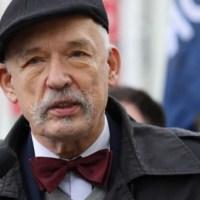 """Korwin-Mikke apeluje do WOJSKA POLSKIEGO. """"Piszę to w imieniu swoim, a nie Konfederacji. Na moją odpowiedzialność""""  ☀Autor Gabi☀"""