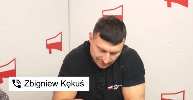 GO Morawiecki poza polskim prawem?! Z. Kękuś, Jeremi Wodzicki, Mieczysław Biegała