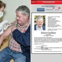 Ten mężczyzna był w domu starców i został zaszczepiony. Tydzień później zmarł..  ☀Autor Gabi☀..