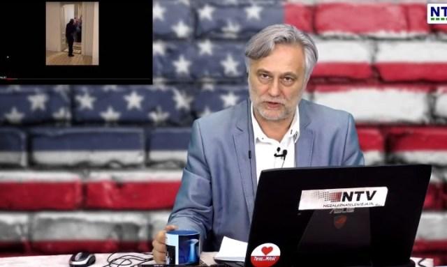 NTV Czy Trump ostatecznie przegrał? – Ewelina Frihauf