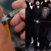 """Izrael znalazł nowy kij na niezaszczepionych. """"Drakońska ustawa, która łamie etykę lekarską i prawa pacjenta""""☀Autor Gabi☀"""