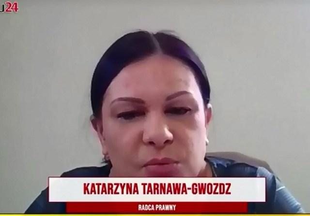 PILNE Nielegalne szczepienia Czy moga nas zmusic do zaszczepienia Mec. K. Tarnawa-Gwóżdź