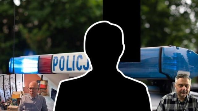 Co się dzieje w polskiej policji? Wysłuchaj to !!  Głos policjanta jest celowo zmieniony!
