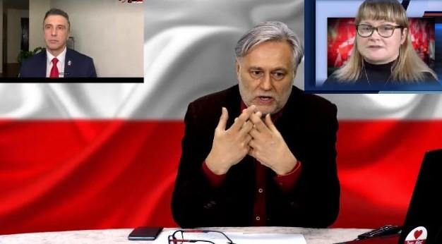 Ważą się losy polskiej suwerenności – Debata – Ewa Rzeuska oraz Jarosław Sachajko
