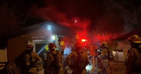 Ktoś podpalił dom Pastora Artura Pawłowskiego 🤬