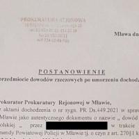 Prokuratura: Dowod Osobisty Suwerena II RP