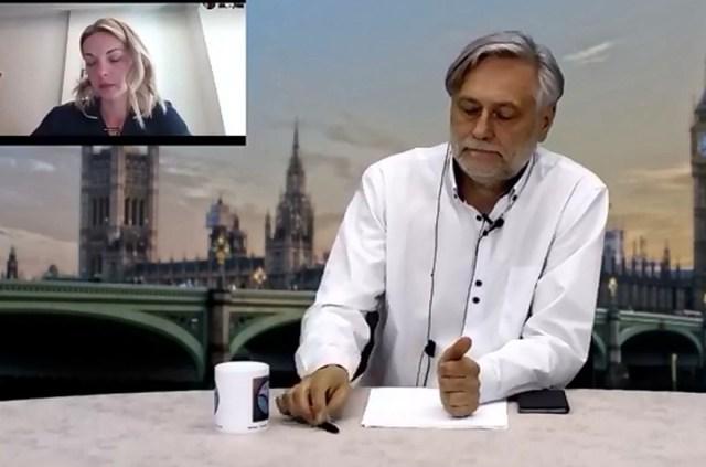 Pielęgniarka Jenna wzywa personel medyczny w Wielkiej Brytanii do powiedzenia prawdy o C19