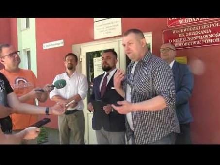 Poseł Michał Urbaniak interweniuje w sprawie tragicznych warunków pacjentów