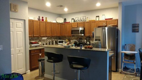 Updated Full View of Kitchen