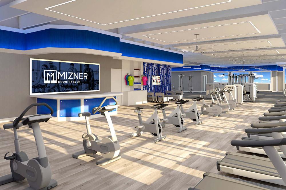 Fitness center in delray beach