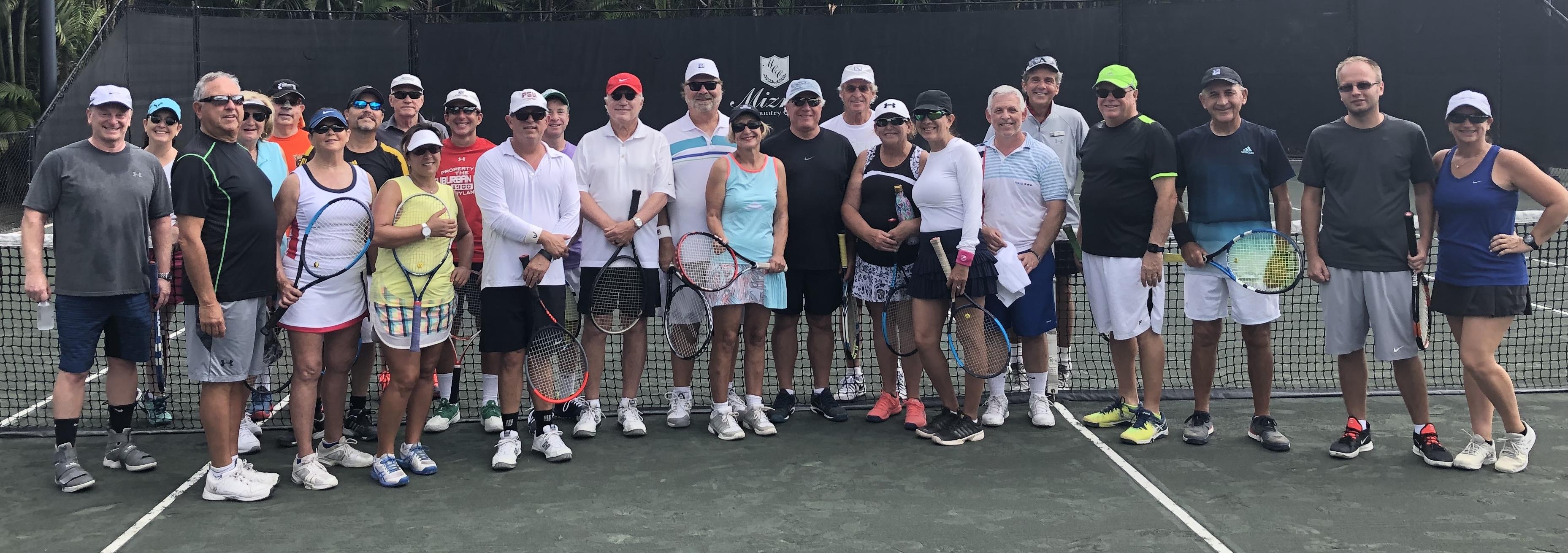 Mizner County Club Tennis