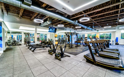 Mizner Country Club Technogym Fitness Center