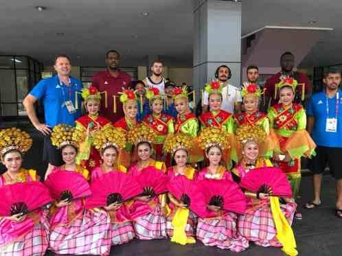 after practice indonsia mizo amin team qatar