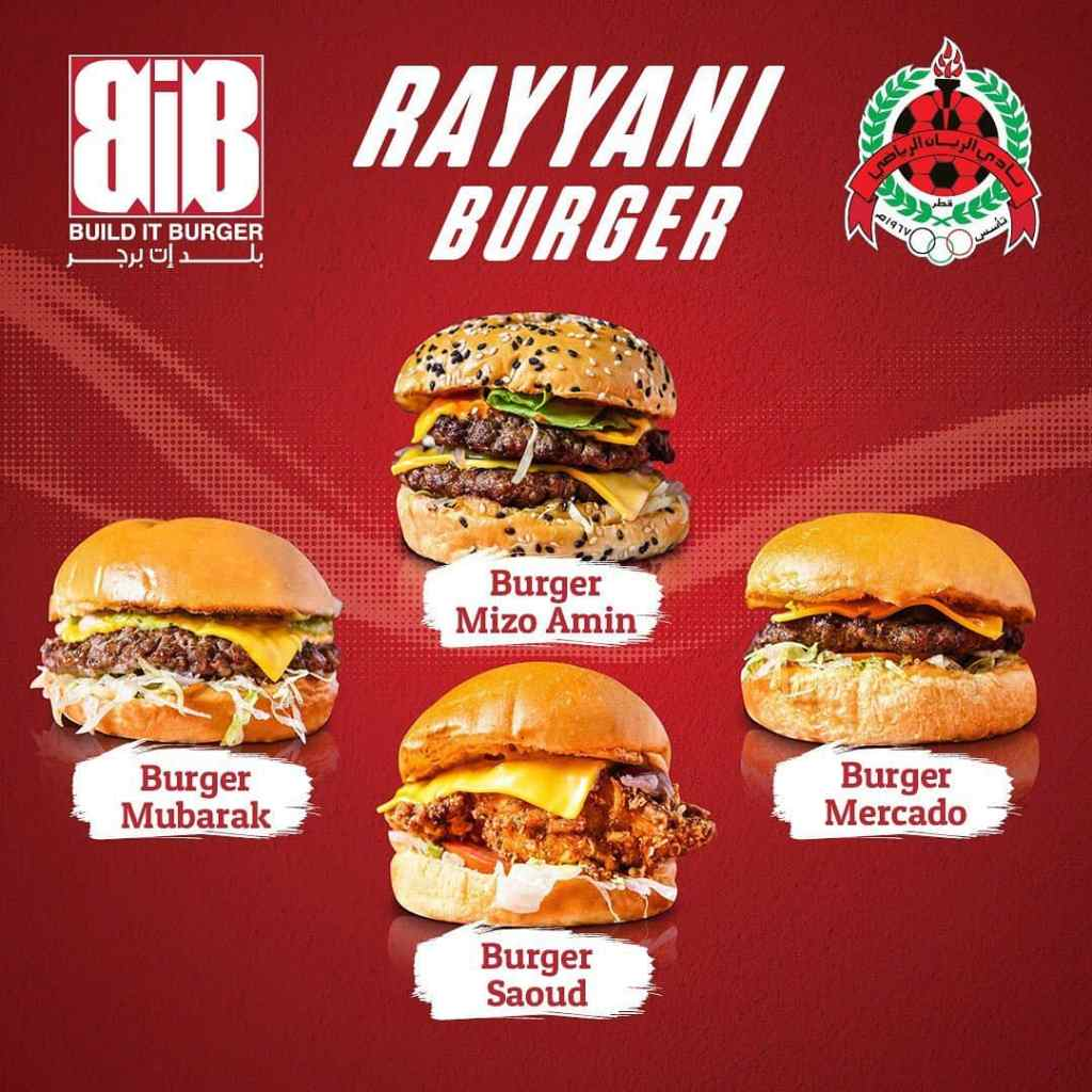 built it burger created a new sandwich on the menu Mizo Amin delicious tasty double cheeses burger extra tomatoes on the menu of built it burger restaurant with different rayyani burgers