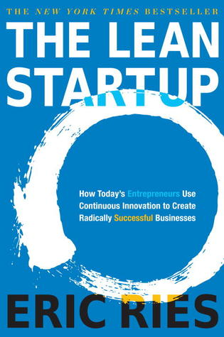 The Lean Startup by Eric Reiss