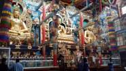 Namdroling Monastery, Bylakuppe, Coorg