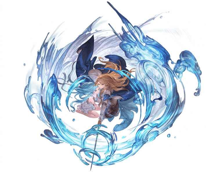 リミテッド 水属性 カタリナ グラブル スマホ ゲーム攻略 ブログ 01