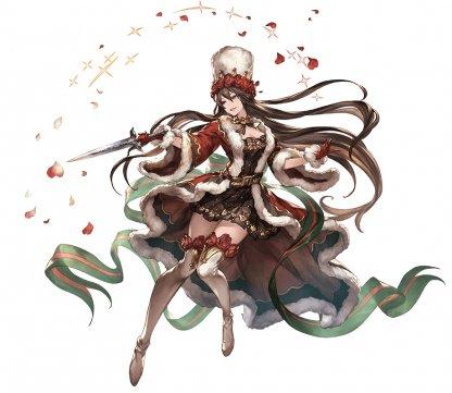 闇属性 ロゼッタ クリスマス グラブル スマホ ゲーム攻略 ブログ 02