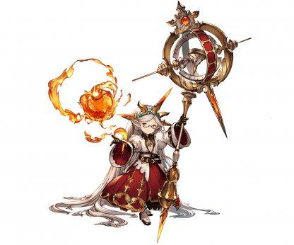 火属性 ザルハメリナ グラブル スマホ ゲーム攻略 ブログ 03