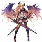 闇属性 リミテッド オリヴィエ 限定 グラブル スマホ ゲーム攻略 ブログ SSR 02