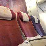 【タイ航空】成田からベルギー行き 搭乗記 成田→バンコク→ブリュッセル