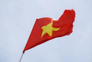ベトナム Flag