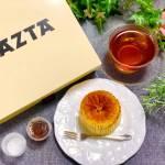 白金GAZTAバスクチーズケーキ