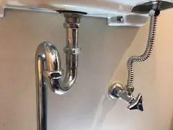 洗面所排水栓水漏れの場合