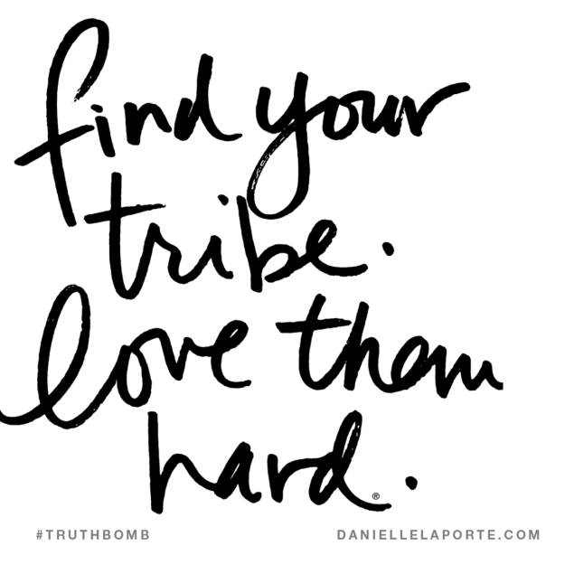 how to find your tribe