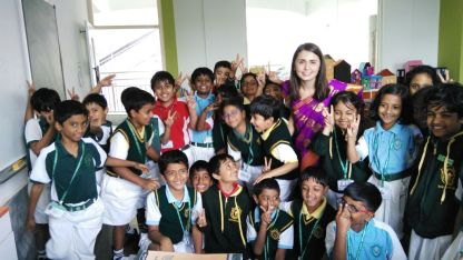 Me and class 2K!