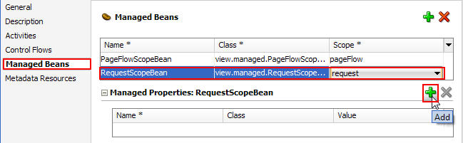 Access an Instance of a Managed Bean from another Managed Bean