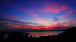 Largs Sunset