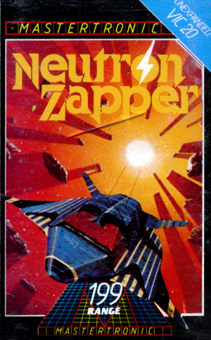 Neutron Zapper cover